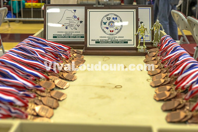 Wrestling,Potomac District Championship