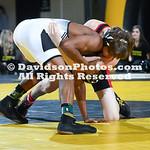 NCAA WRESTLING:  JAN 12 Davidson at Appalachian State