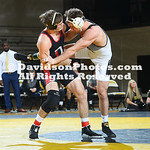 NCAA WRESTLING:  JAN 12 Davidson at Appalachian State