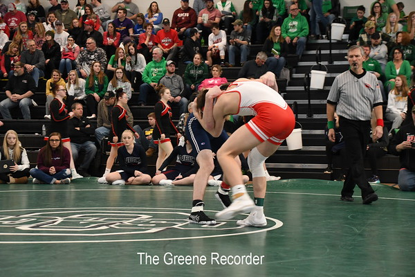 Top of Iowa Conference Wrestling