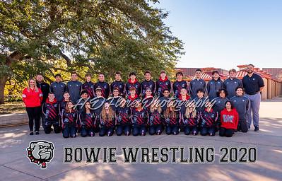 Bowie Wrestling 2020