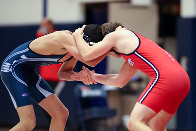 Boys Varsity Wrestling John Champe High School (JCHS) vs. Patriot