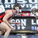 NCAA WRESTLING:  JAN 23 UT-Chattanooga at Davidson
