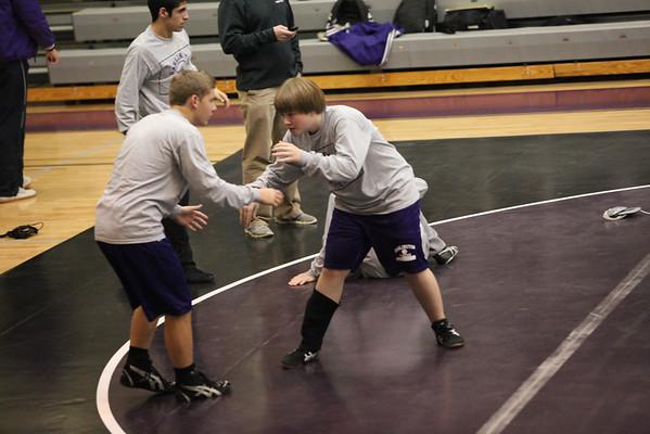 Darlington Wrestling