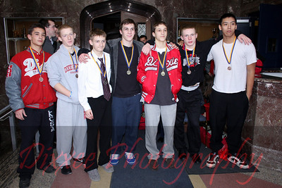 And to think - they all just won medals at Lockland....
