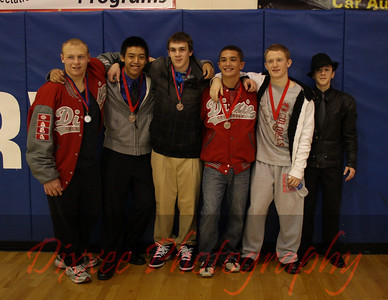 Norwood Tournament Medalists