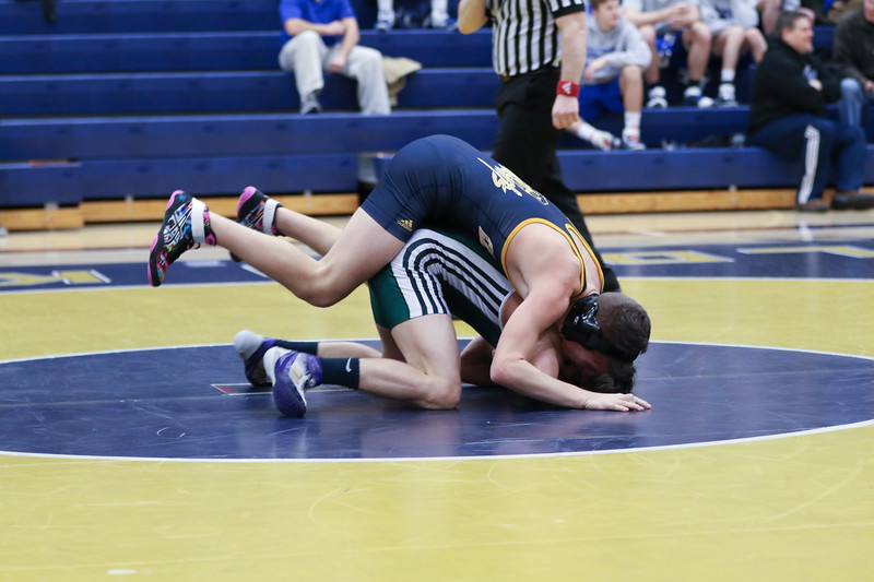 Eastern Wrestling Tournament vs York Vo-Tech