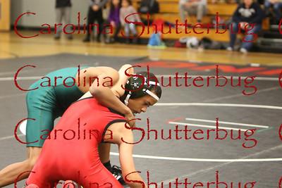 Hillcrest High Middle school wresting vs Mccracken Middle