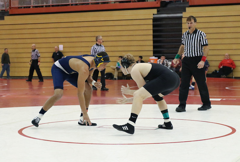 Jahshim Snyder Regionals at Wilson High School