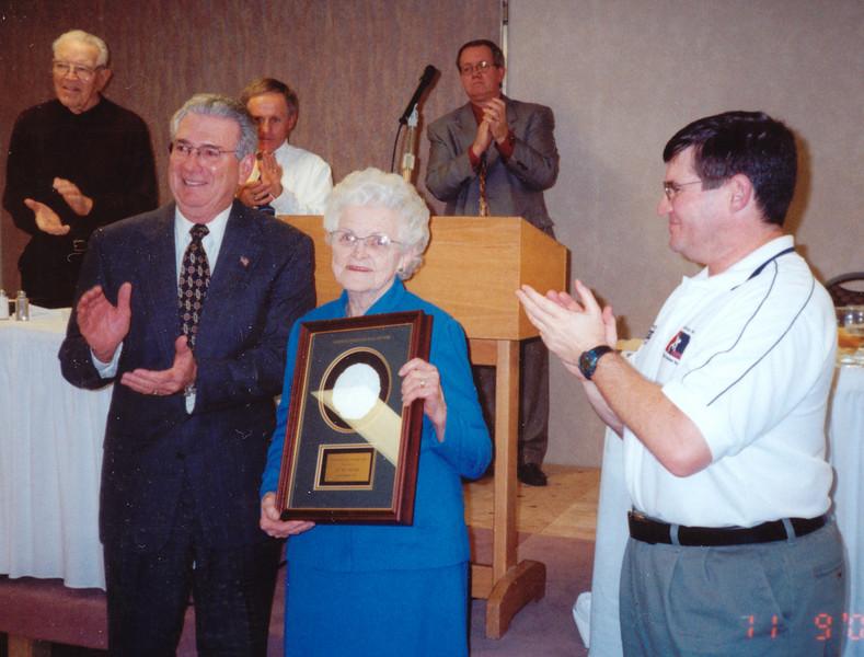 award present