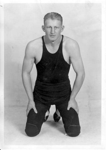 Ed Keller Kansas State College 1939
