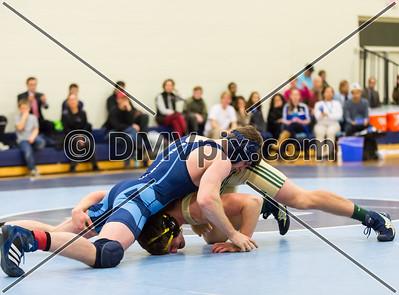 Langley @ Yorktown Wrestling (17 Dec 2014)