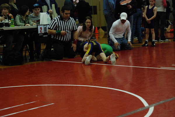 Minutemen Wrestling Tournament