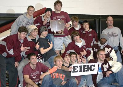 Mt. Vernon Wrestling - EIHC  Champions 2008