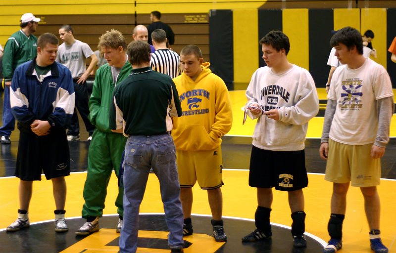 Mike Tobias gets 5th at Riverdale