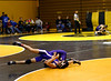 Jon Booker going for a pin