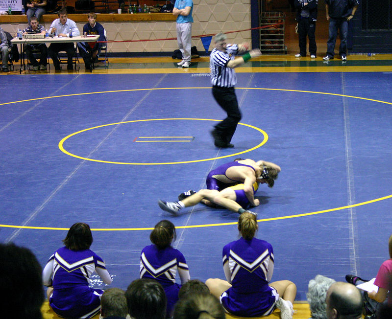 Erick trying to get a pin at Cascade.