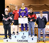Joe gets second place at Cascade