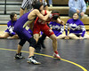 Jon Booker against Davenport West opponent