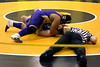 Hiram pinning his opponent in Riverdale