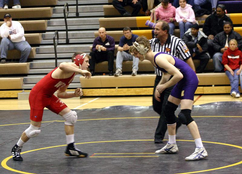 Joe Taylor against Davenport West