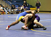 Mike Tobias trying to get the takedown