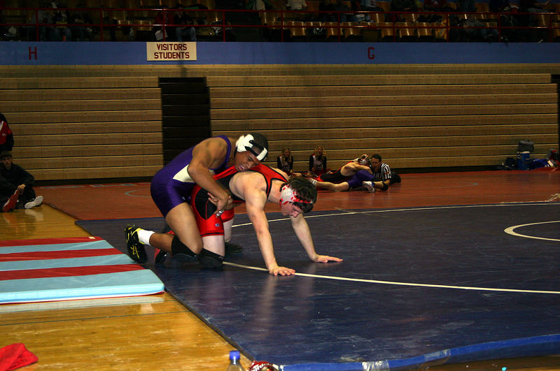 Jarrell on top in Dubuque