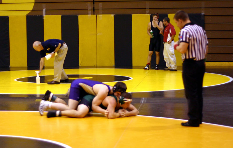 Gavin on top at Riverdale