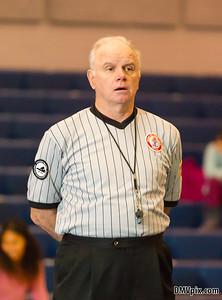 TC Williams @ W-L Varsity Wrestling (11 Dec 2013)