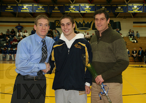 Senior Night 1/13/2011