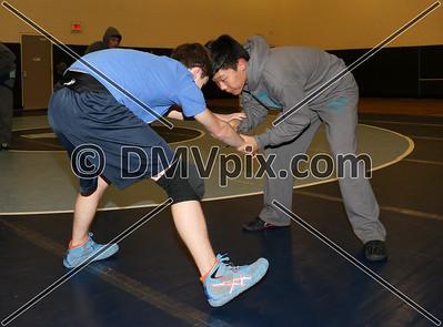 South Lakes @ Yorktown Wrestling (02 Feb 2016)