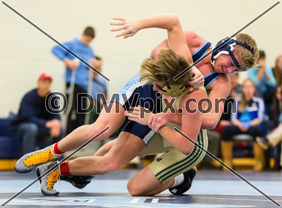 Stone Bridge vs Langley Wrestling (17 Dec 2014)