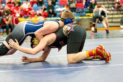 Twinsburg TAB Middle School Wrestling Tournament 2016