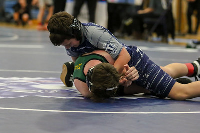 Twinsburg Athletic Boosters Middle School Wrestling Tournament (2019)