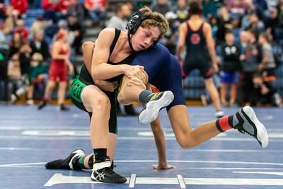 Twinsburg Athletic Boosters Middle School Wrestling Tournament (2020)