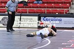 DAVIDSON, NC - Davidson wrestling versus UNC-Greensboro