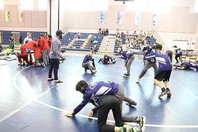 W-L JV Wrestling (11 Jan 2020)