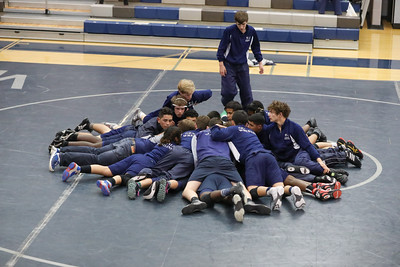 W-L JV Wrestling (17 Dec 2018)
