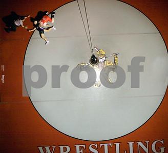 WSC Wrestling vs Grand Canyon University 2/12/09