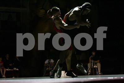 WSC Wrestling vs NM Highlands 2/11/09