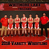 2018 Whitmore Lake Varsity Wrestling 8x10