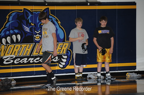 Middle School Wrestling 1