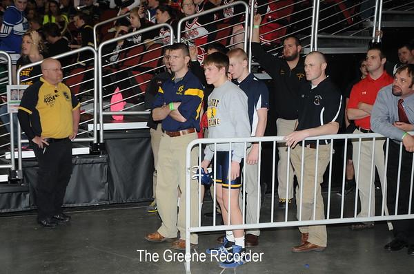 State Wrestling Meet