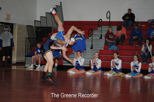 Wrestling at St. Ansgar