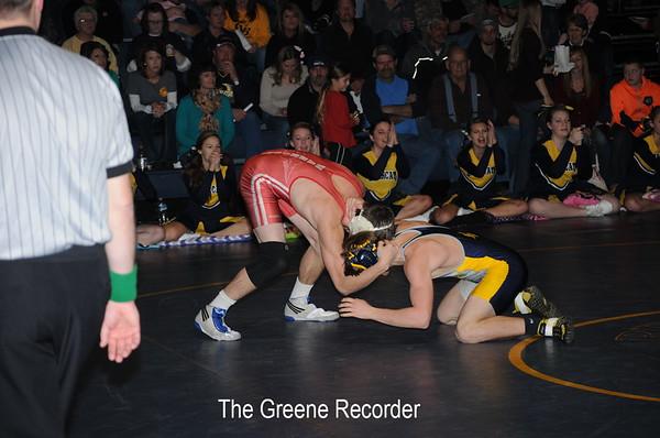 Wrestling vs South Winn and Nashua-Plainfield