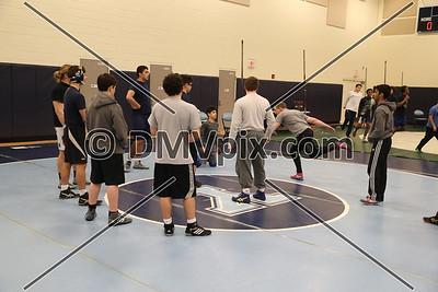 Yorktown JV Wrestling (17 Jan 2018)