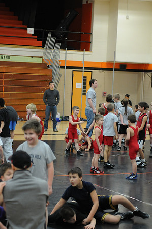 Youth Wrestling Districts - 2010