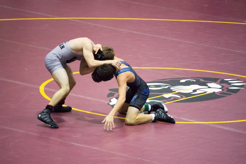 high school wrestling