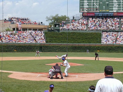 Wrigley Field, Chicago IL, 2004 June