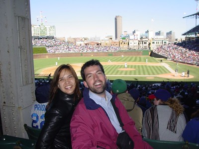 Wrigley Field - Cubs vs. Padres